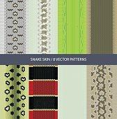 vector textures Set