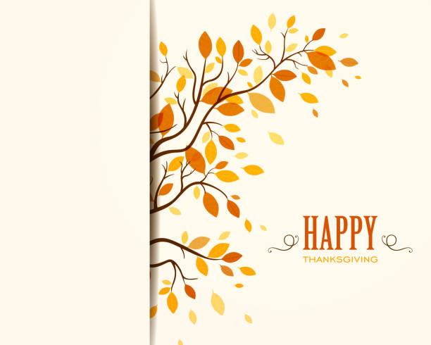 projekt wektor dziękczynienia - holiday background stock illustrations