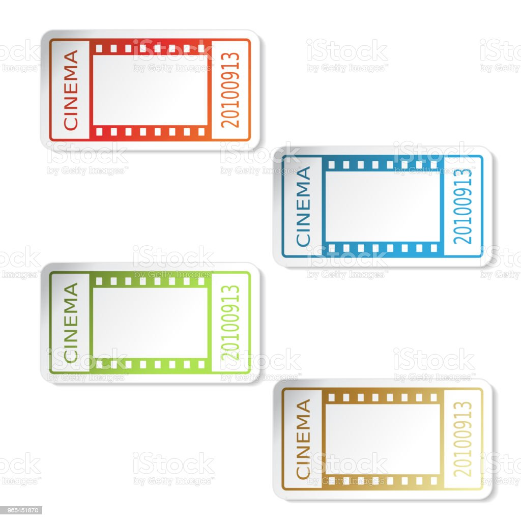 Vector ticket, concert invitation, show, coupon, ticket for admission, label entry, entrance royalty-free vector ticket concert invitation show coupon ticket for admission label entry entrance stock vector art & more images of adhesive note