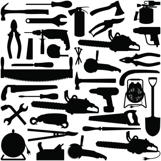 Vektor Tool Konturen – Vektorgrafik
