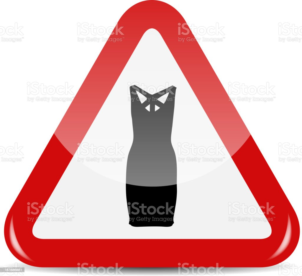 Vector Traffic Sign isolated on white background royalty-free vector traffic sign isolated on white background stock vector art & more images of arranging