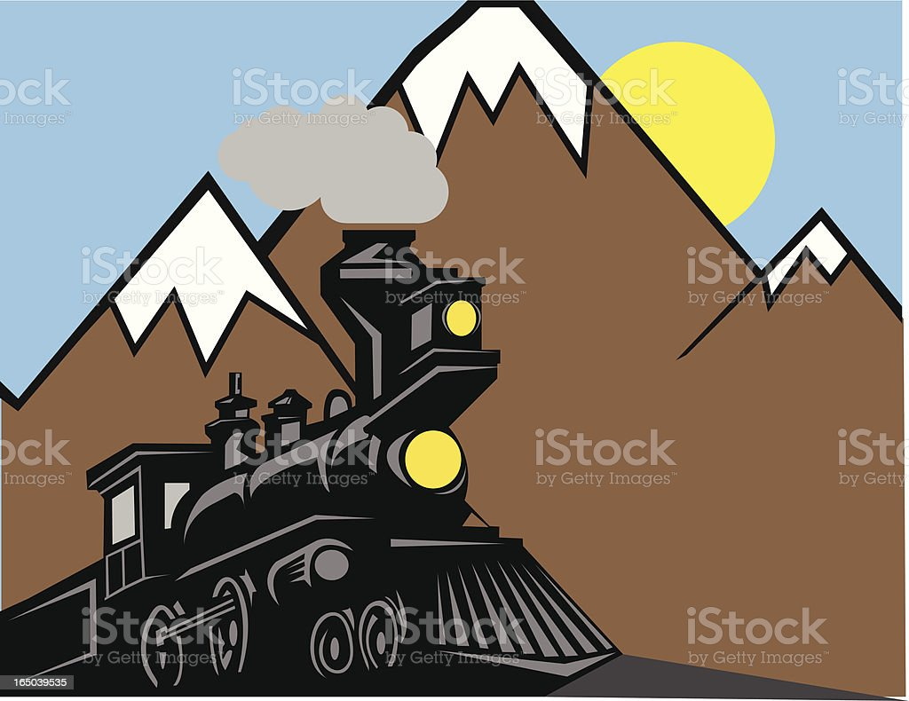 Vector train royalty-free vector train stock vector art & more images of business