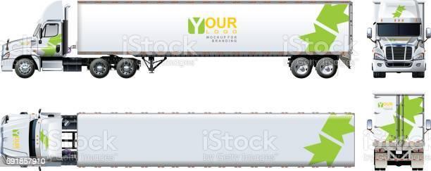 Vector truck template isolated on white vector id691857910?b=1&k=6&m=691857910&s=612x612&h=cykb1 4rjycqqumhvwcqbdkdwpof3qgvg8gf2majykg=