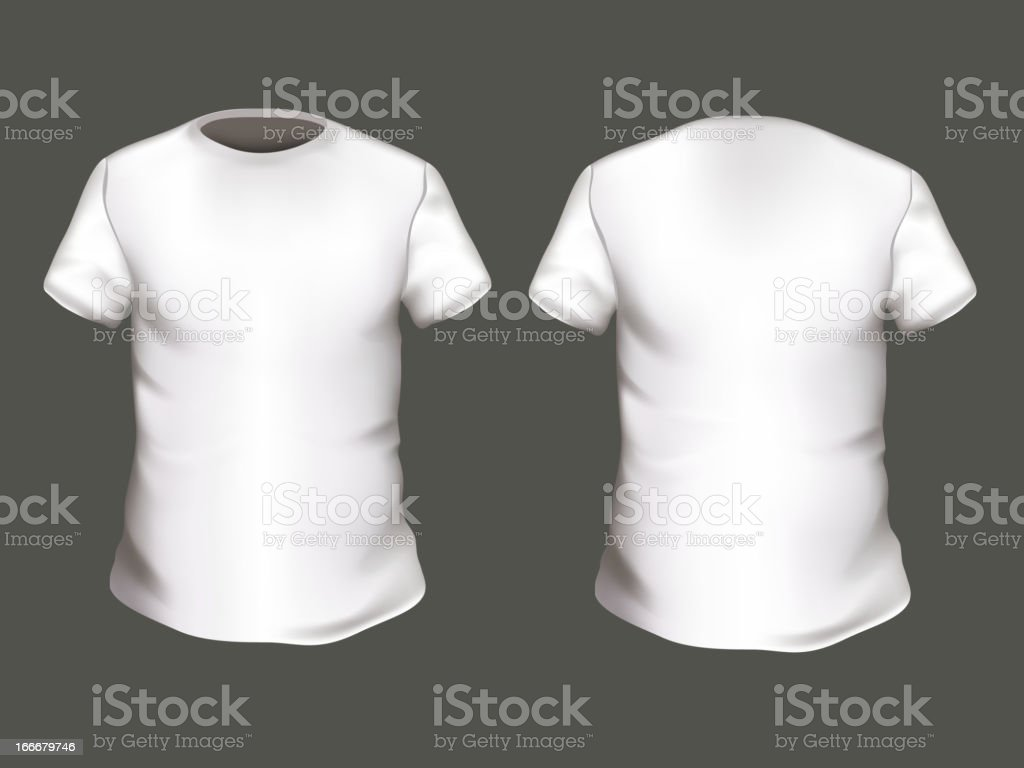 Vector T-shirt Design Template royalty-free vector tshirt design template stock vector art & more images of abstract