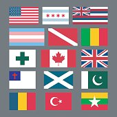 Vector Types of design flags