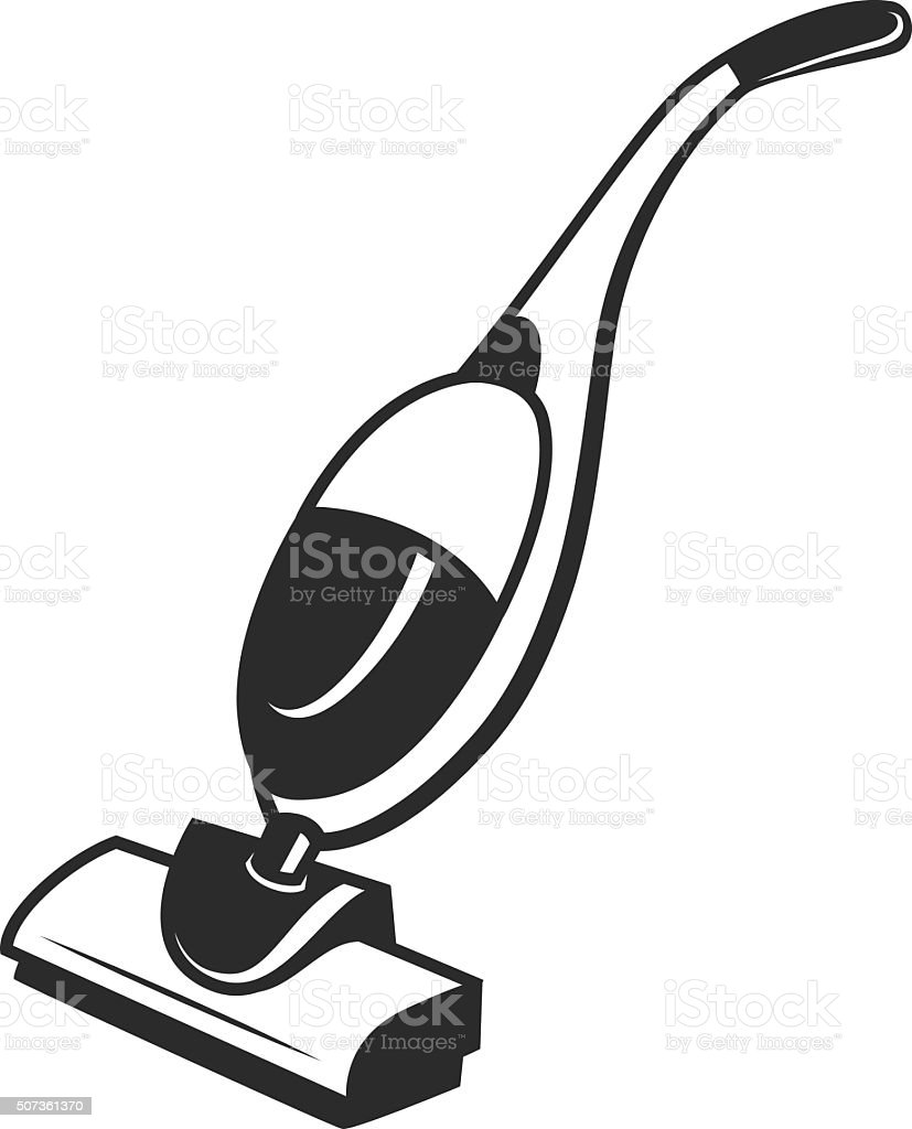 vacuum cleaning clip art