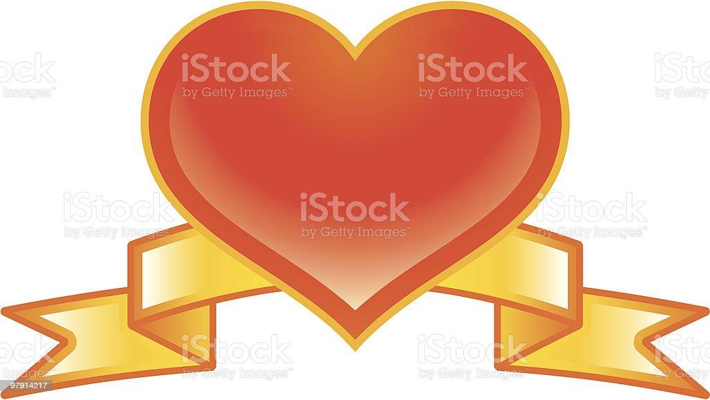 Vector valentine emblem royalty-free vector valentine emblem stock vector art & more images of clip art