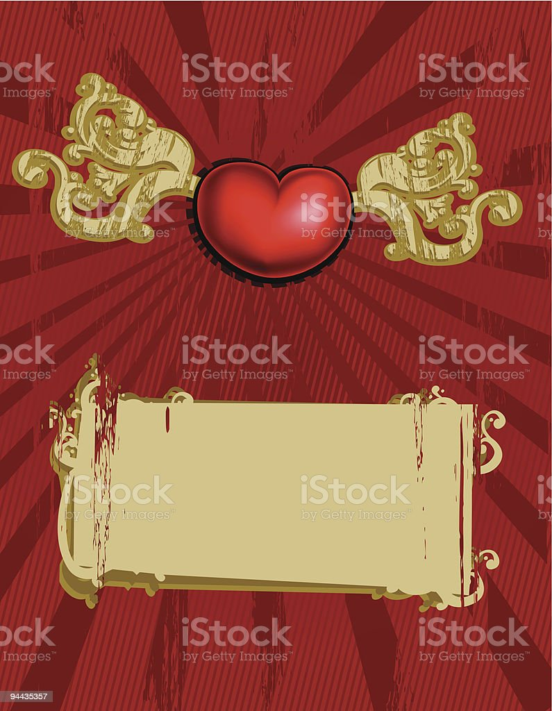 Vector valentine's card royalty-free vector valentines card stock vector art & more images of abstract