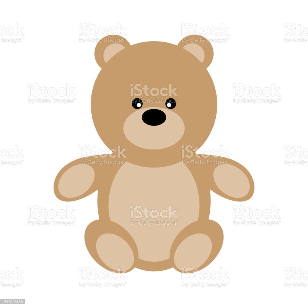 royalty free stuffed animal clip art vector images illustrations rh istockphoto com