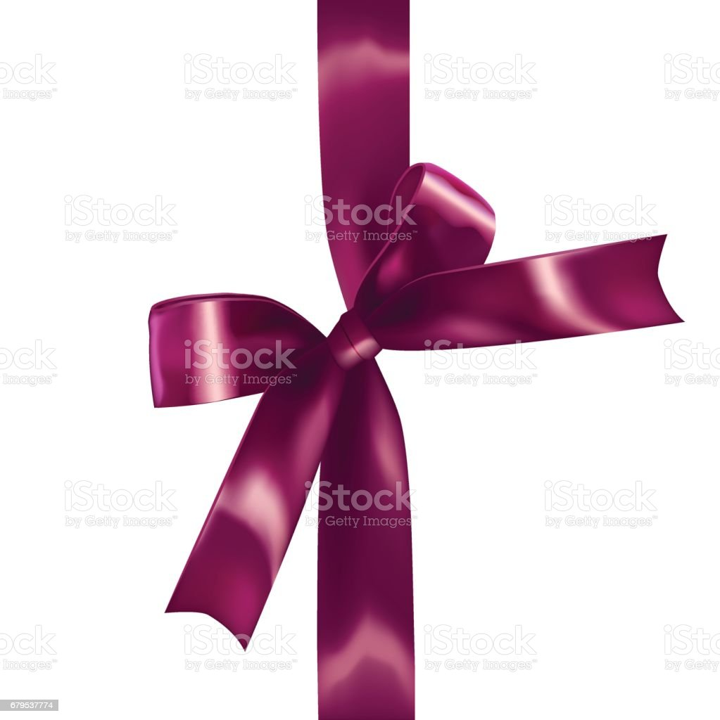 vector vinous realistic bow royalty-free vector vinous realistic bow stock vector art & more images of anniversary