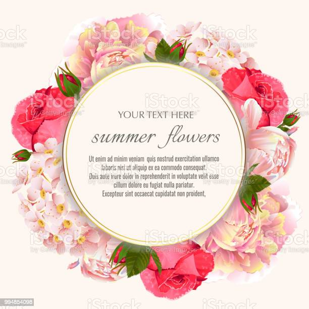 Vector vintage floral frame with luxurious peony rose flowers vector id994854098?b=1&k=6&m=994854098&s=612x612&h=dkkftqcmguidvjkjoe6cfdds8qwg1hara36sbjqu61k=