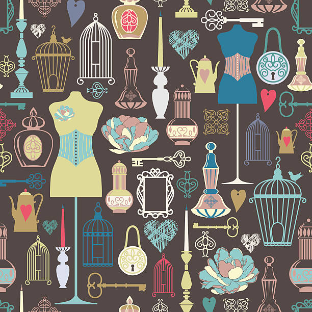 Messy Room Garbage: Royalty Free Attic Clip Art, Vector Images & Illustrations
