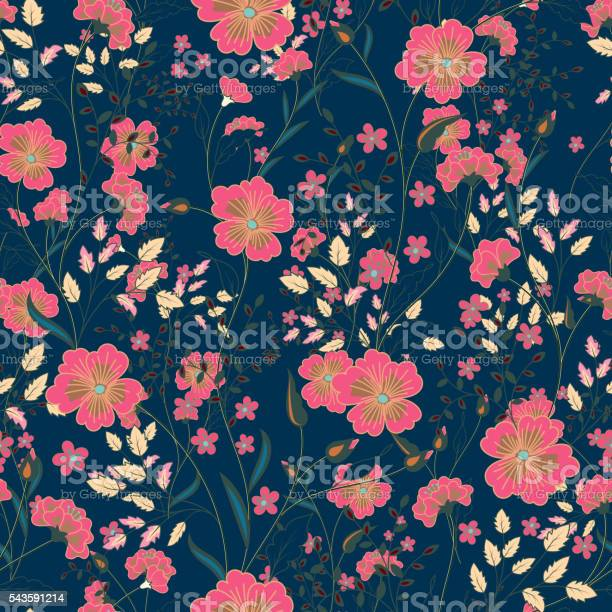 Vector vintage seamless floral pattern herbs and wild flowers vector id543591214?b=1&k=6&m=543591214&s=612x612&h=il wcl7xudclcp2k7wzsdtcre52rxq3ylzpwcgde8mw=