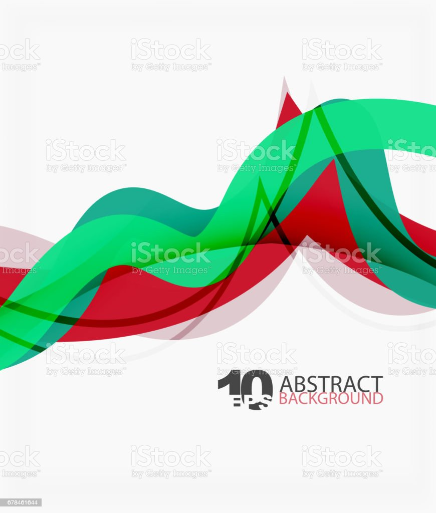Vector wave lines abstract background royalty-free vector wave lines abstract background stock vector art & more images of abstract