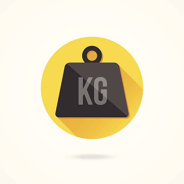 Best Kilogram Illustrations, Royalty-Free Vector Graphics