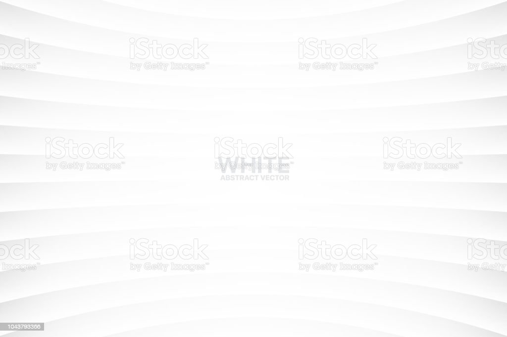 Vector White Abstract Geometrical Background