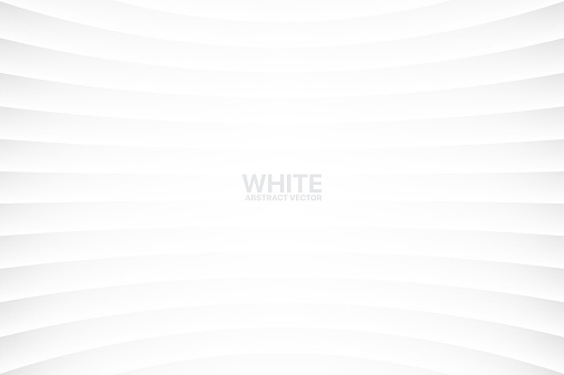 Vector White Abstract Geometrical Background clipart