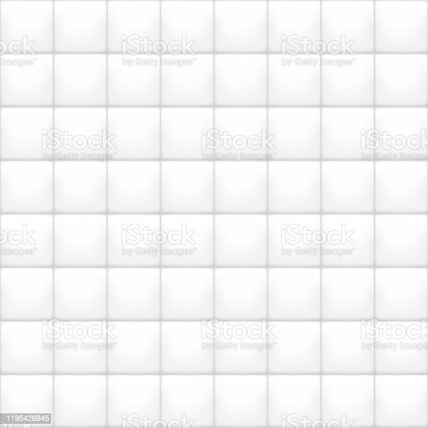 Vector white and gray ceramic tile pattern kitchen and bathroom wall vector id1195426945?b=1&k=6&m=1195426945&s=612x612&h=3ayc8qkjrei83rem6i sgflx 5whry8apuibgvcgkcm=
