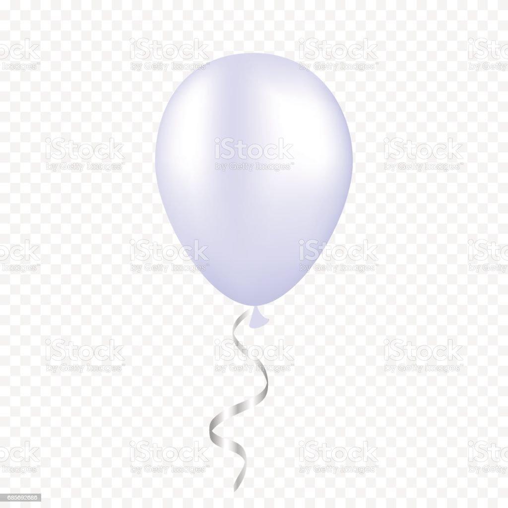 투명 한 배경 벡터 흰색 풍선입니다. 3d 현실 해피 홀리데이 공기 헬륨 풍선 비행 royalty-free 투명 한 배경 벡터 흰색 풍선입니다 3d 현실 해피 홀리데이 공기 헬륨 풍선 비행 3차원 형태에 대한 스톡 벡터 아트 및 기타 이미지