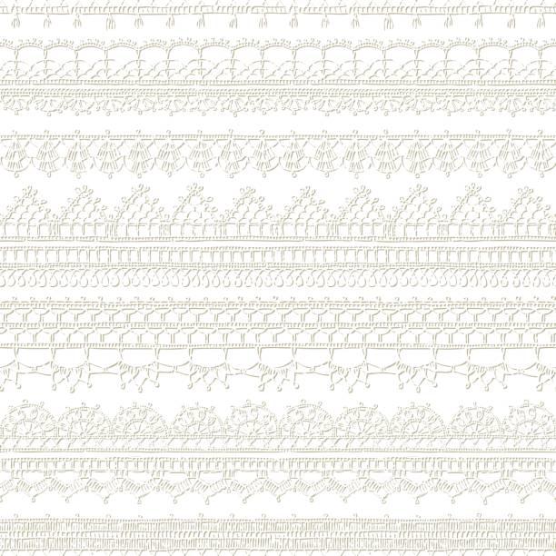 Crochet Vektorgrafiken und Illustrationen - iStock