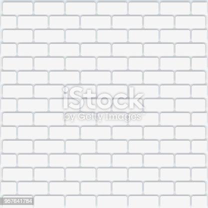Vector White Tile