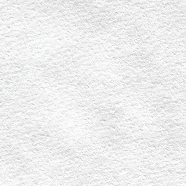 vector white watercolor paper texture - flannel backgrounds stock illustrations, clip art, cartoons, & icons