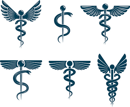 Medical symbol stock illustrations
