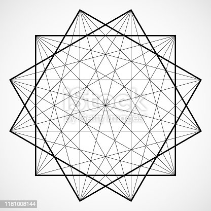 Background, Sign, Symbol, Polygonal, Wireframe, Line, Dot