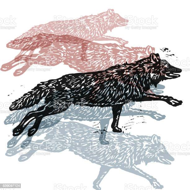 Vector wolves in abstract composition vector id539097124?b=1&k=6&m=539097124&s=612x612&h=ohnefdtx grgcgd36mf0fafz5 nbho6osh8v1vuzndg=