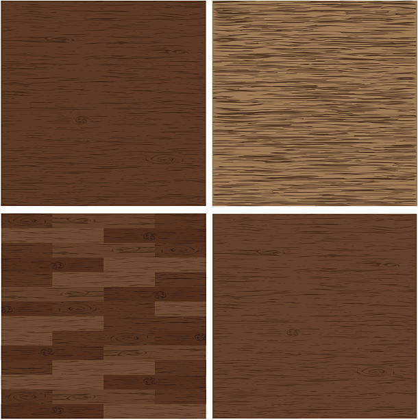 Royalty Free Wood And Tile Floor Combination Clip Art, Vector Images ...