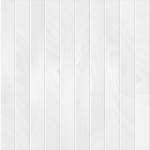 wektor drewna deski - wood texture stock illustrations