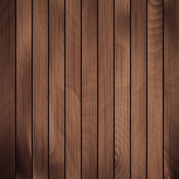 Royalty Free Wood Paneling Wall Clip Art Vector Images