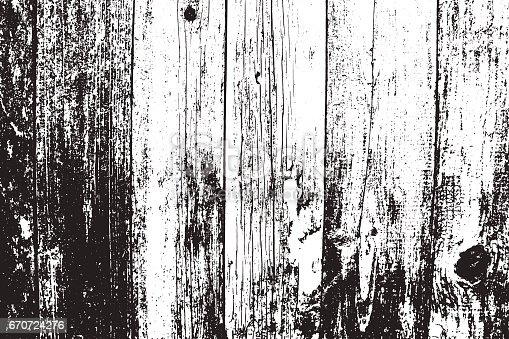 Vector Wood texture. Abstract background, old wooden wall. Overlay illustration over any design to create natural wooden effect and depth. For posters, banners, retro and urban designs.