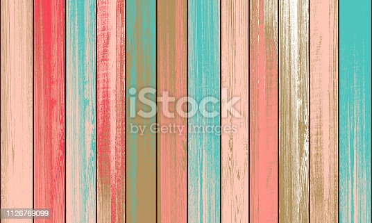 vector  wood  textured  background