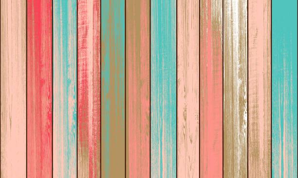 illustrations, cliparts, dessins animés et icônes de fond texturé bois vecteur - fond bois