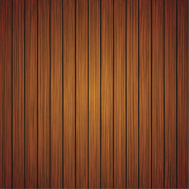 wektor drewnianym tle. eps10 - wood texture stock illustrations