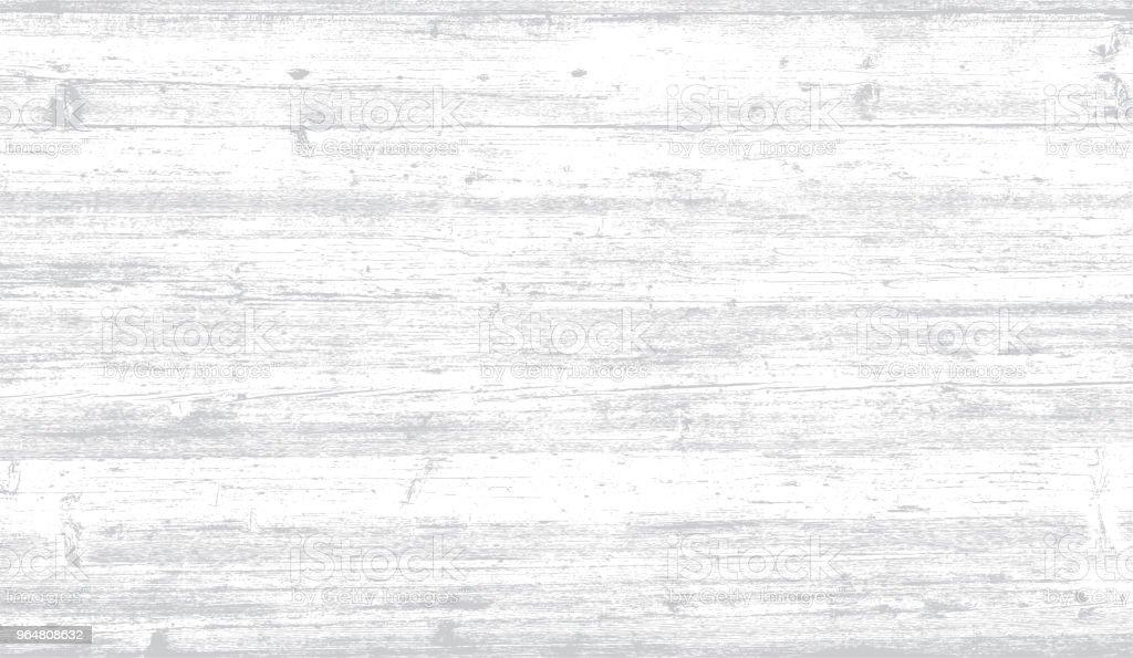 fond de planche de bois vecteur - Illustration vectorielle