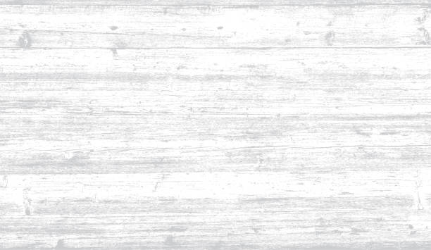 vector wooden board background - wood texture stock illustrations