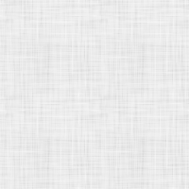 Vector woven fabric texture. Seamless pattern of textile. Repeating linen texture in light gray colors. Vector woven fabric texture. Seamless pattern of textile. Repeating linen texture in light gray colors. textile stock illustrations