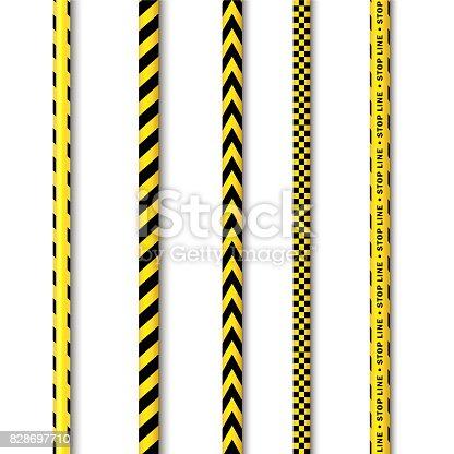 vector bande jaune noir police la valeur isol e cliparts vectoriels et plus d 39 images de. Black Bedroom Furniture Sets. Home Design Ideas
