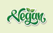 Vegan food and organic production
