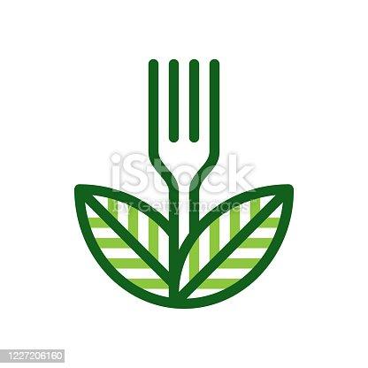 istock Vegan food concept 1227206160