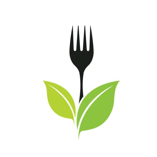 bildbanksillustrationer, clip art samt tecknat material och ikoner med vegansk mat - vegetarian