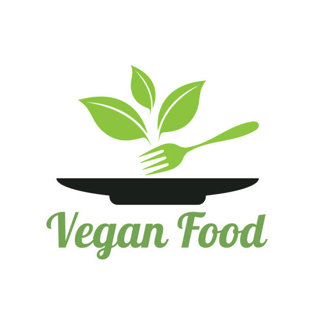 veganes essen - vegan stock-grafiken, -clipart, -cartoons und -symbole