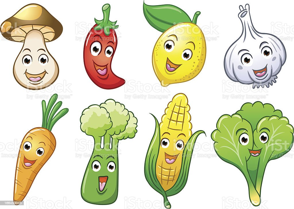 vegetable royalty-free vegetable stock vector art & more images of agriculture