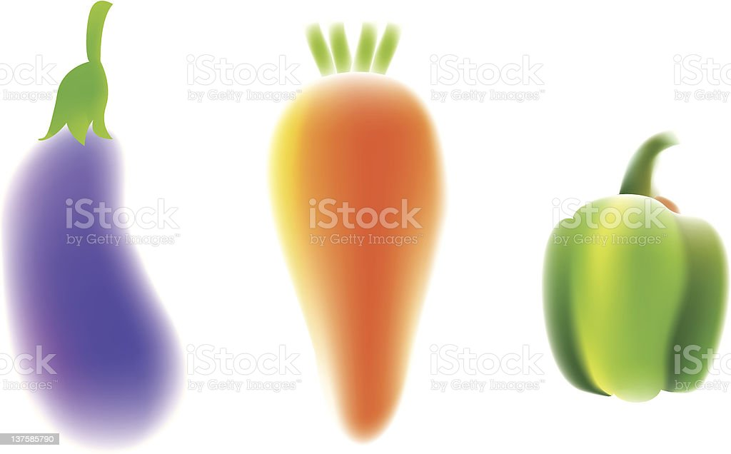 vegetables royalty-free vegetables stock vector art & more images of agriculture