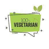 Vegetarian Product Badge