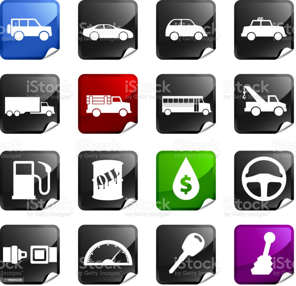 Vehicle internet royalty free vector art royalty-free stock vector art