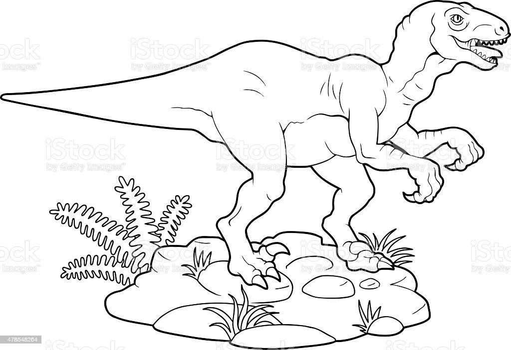 Velociraptor Stock Illustration Download Image Now Istock