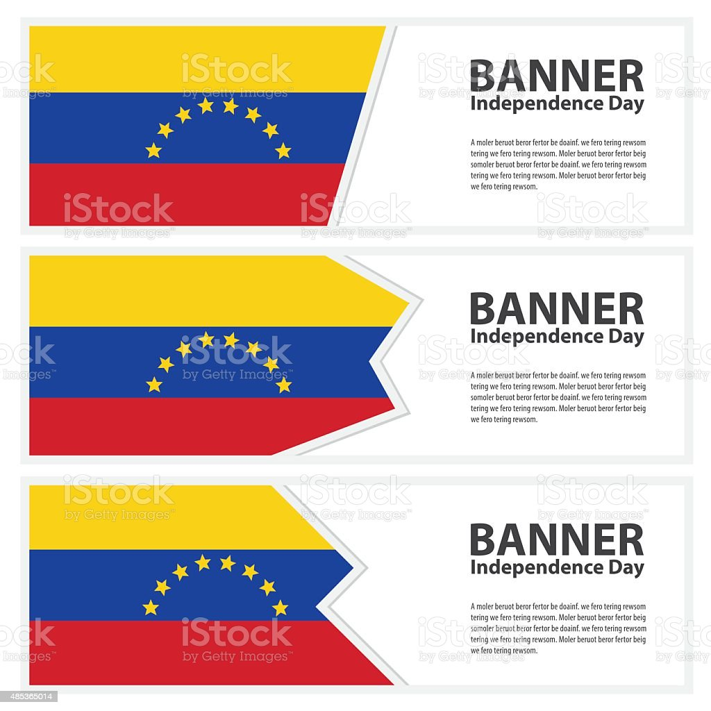 100 venezuelan id template google and facebook pledge to venezuelan id template venezuela flag banners collection independence day stock vector pronofoot35fo Gallery